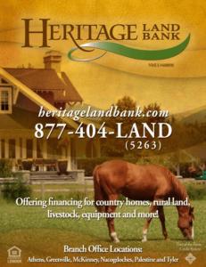 Heritage Bank Ad