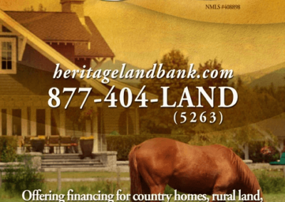 Heritage Bank Ad
