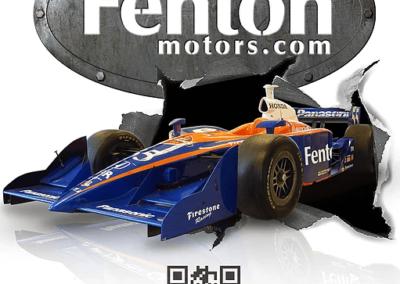 Fenton Motors Ad