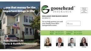 TAABS EDDM Goosehead Insurance Mailing