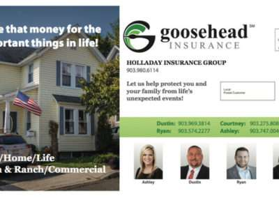 TAABS EDDM Goosehead Insurance