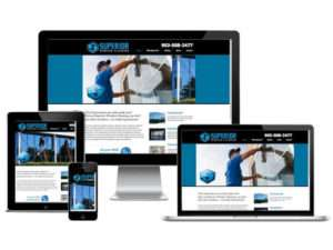 Superior Window Cleaning | website